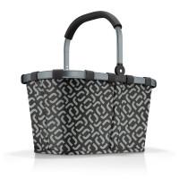 carrybag signature black 7054