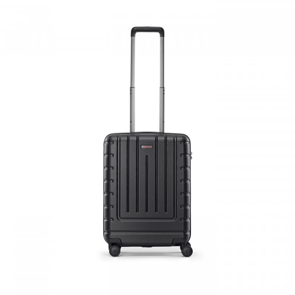 suitcase S iconic shell black