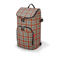 citycruiser bag glencheck red