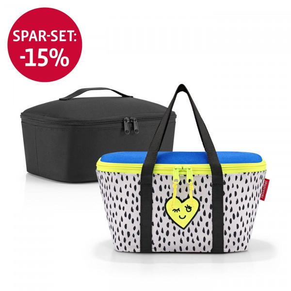 coolerbag M pocket + XS Spar-Set