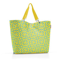 shopper XL signature lemon 2030