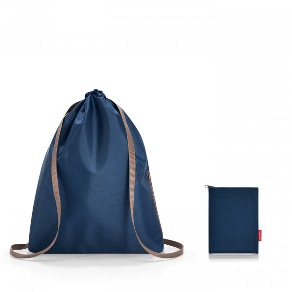 mini maxi sacpack dark blue
