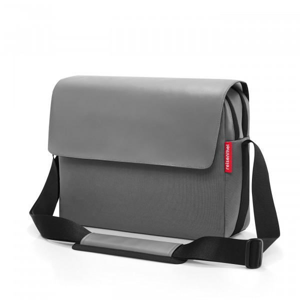 courierbag 2 canvas grey