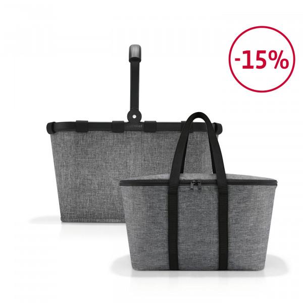 carrybag + coolerbag Spar-Set