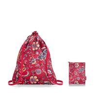 mini maxi sacpack paisley ruby